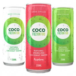 Coco Fuzion 100 - Carbonated