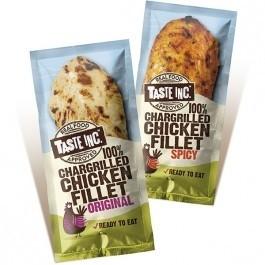 Taste Inc. Chicken Snack Fillets - x10 Mixed Bundle