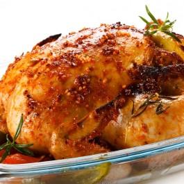 Luxury Small Turkey Hamper