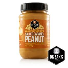 High Protein Peanut Butter - Salted Caramel