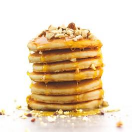 8 x High Protein Maple Pancakes