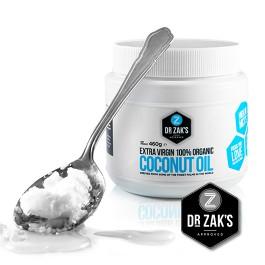 Dr Zak's Extra Virgin Organic Coconut Oil