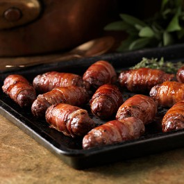 Luxury Pigs In Blankets - 10 Sausages
