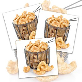 5 x Original High Protein Pork Scratching