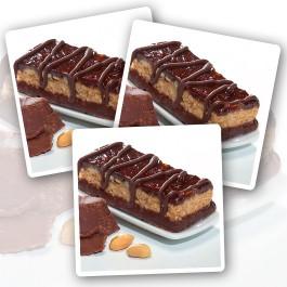 Chocolate Peanut Bar