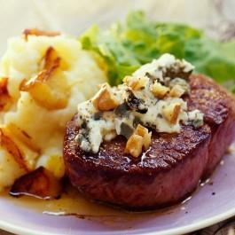 Hot n Spicy Ostrich Steak