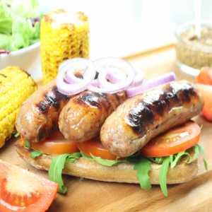 Low Fat Pork Sausages
