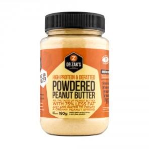 Proteinreiches Erdnussbutterpulver – 180 g