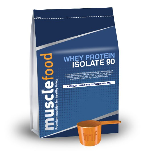 Whey Protein Isolate 90 - Chocolate Milk (1 kg)