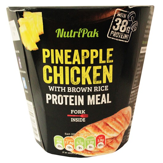 Caribbean Style Chicken 40g Protein View All Ready