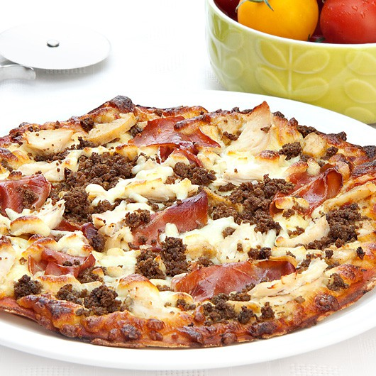 Mighty Meat High Protein Pizza - 350g