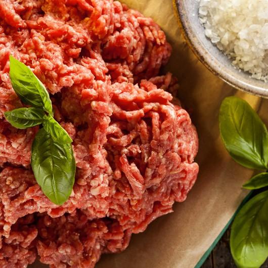 lean free range steak mince 400g buy beef mince online. Black Bedroom Furniture Sets. Home Design Ideas