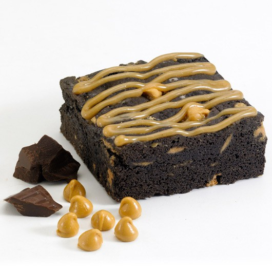 Peanut Butter Muscle Brownie