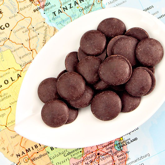 75% Tanzanian Origin Chocolate - 400g