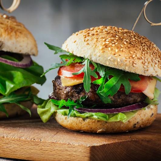 British Lean Steak Burgers 4 x 113g