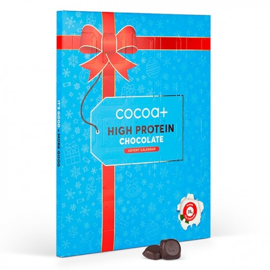 Cocoa Plus - Protein Advent Calendar