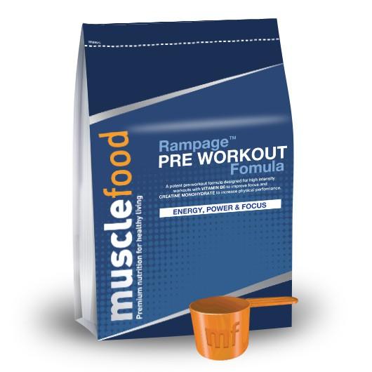 Rampage™ Pre Workout Formula