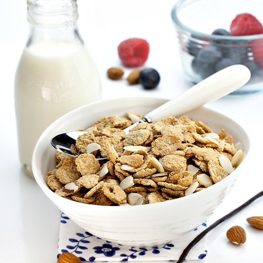 Vanilla Almond Protein Crunchies - 400g