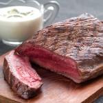 2 x 6-7oz Great British Venison Steaks