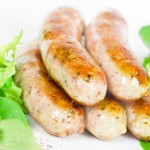 Chicken Breast and Chilli Sausages