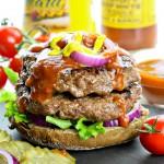 Lean Llama Burgers - 2 x 110g