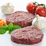 Buffalo Tomato & Basil Burgers - 2 x 113g