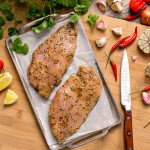 2x Chimichurri Chicken Steaks