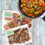 Chicken Fajita Stir-Fry - 1 Person
