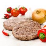 Extra Lean Ostrich Steak Burgers - 4oz