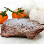 2 x 125g Ostrich Fillet Steak