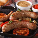 Pulled Pork Sausages - 454g