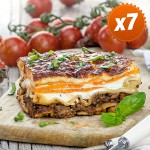 Horse Lasagne with Beetroot - 7 Meals