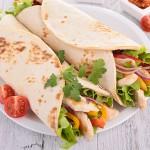 Large Low Carb Tortillas - 6 x 65g