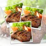 10 x 6-7oz Matured Free Range Rump Steaks