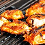 Piri-Piri Chicken Thighs - 500g