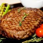 10 x 7-8oz Free Range Matured Ribeye Steaks