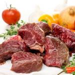 Lean Diced Buffalo Steak - 500g