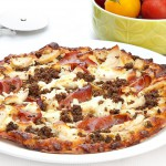 Mighty Meat High Protein Pizza
