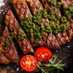 2 x 6-7oz Pure™ Matured Sirloin Steaks