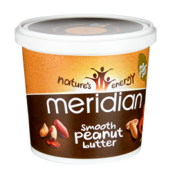 Smooth Peanut Butter - 1kg