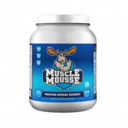 Muscle Mousse Protein Desert - 2x White Choc