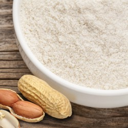 Low-Fat Peanut Flour