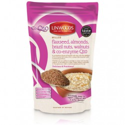 Milled Flaxseed & Mixed Nuts