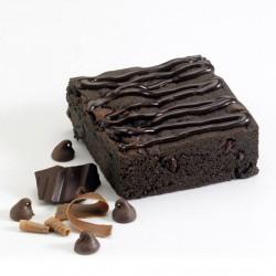 Triple Chocolate Muscle Brownie