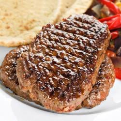 2 x 6-7oz Dragon Fire Hache Steaks