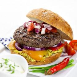 Prime Horse Steak Burgers - 4 x 113g
