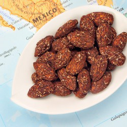Healthy Chocolate Coconut Almonds