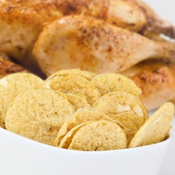 Roast Chicken High Protein Crisps