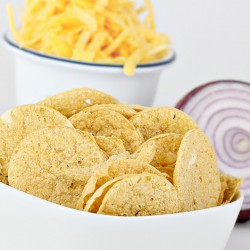 Cheese & Onion High Protein Crisps