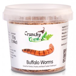 Buffalo Worms